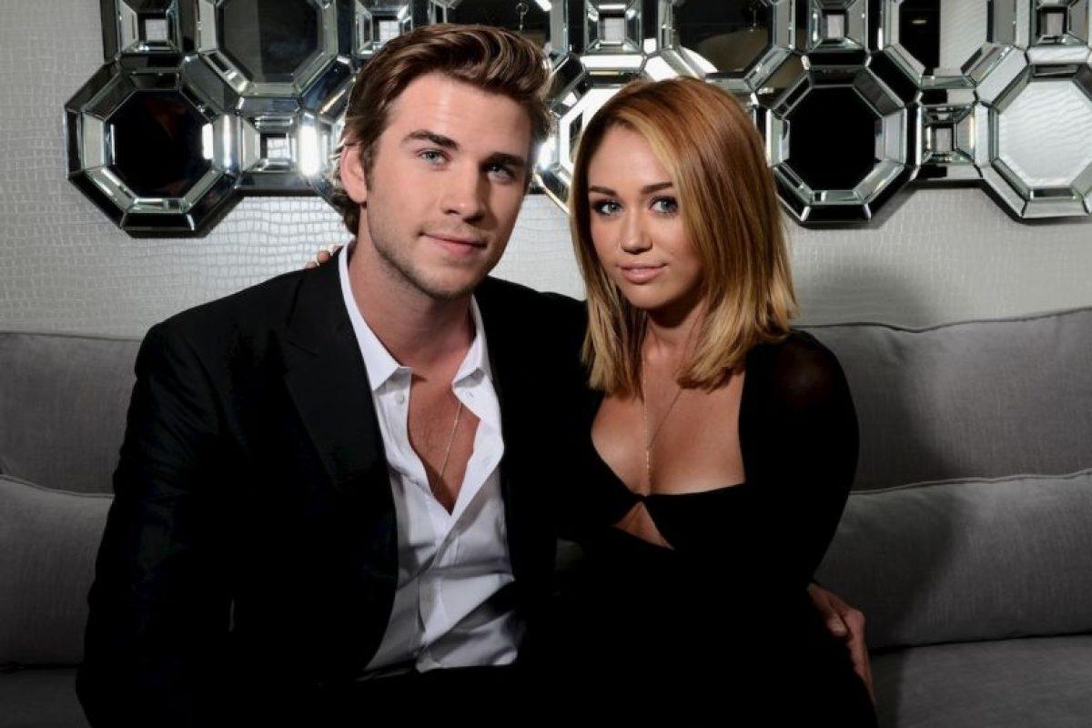 Los actores se enamoraron mientras protagonizaban esta cinta. Foto:Getty Images. Imagen Por: