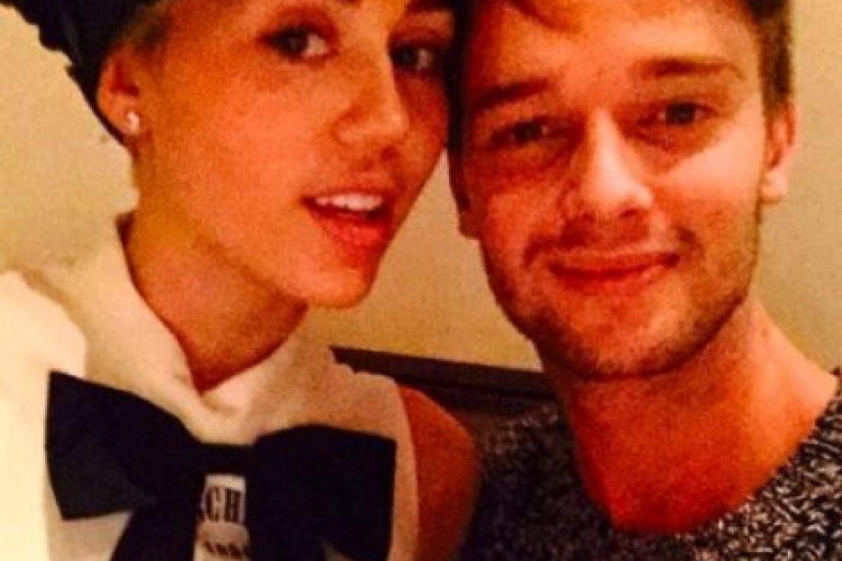 Pero no duró tanto como su historia con Liam. Foto:vía instagram.com/mileycyrus. Imagen Por: