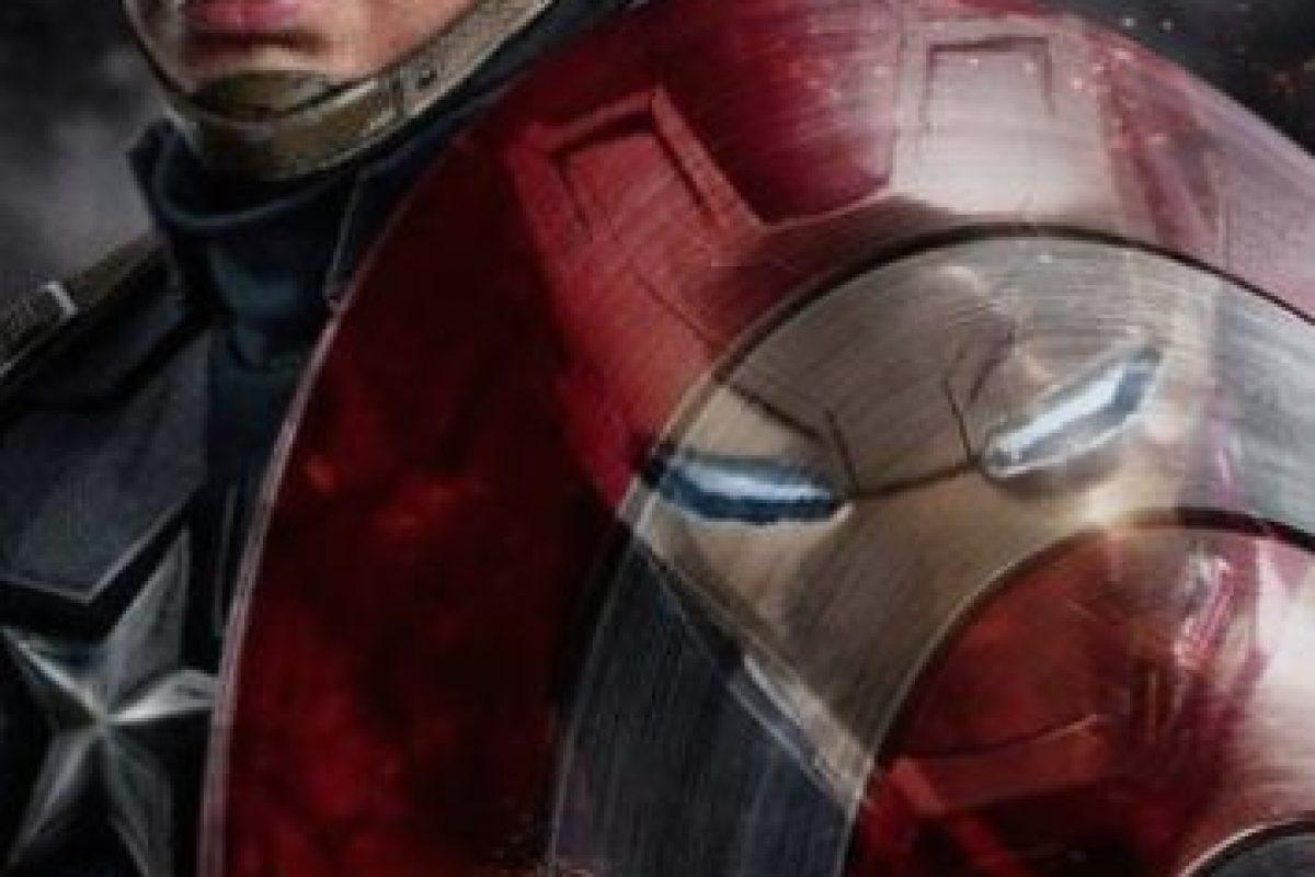 """La tercera película del """"Primer Vengador"""" de Marvel es la continuación de """"Avengers: La era de Ultrón"""" Foto:Marvel. Imagen Por:"""
