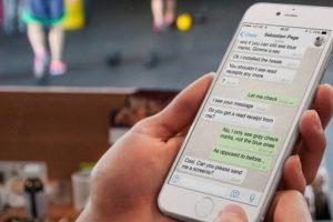 8- Borrado de mensajes más sencillo: pueden elegir a partir de una semana, un mes y hasta medio año. Foto:WhatsApp. Imagen Por: