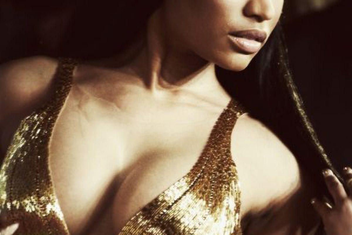 Y los atributos de Nicki Minaj fueron las víctimas. Foto:Getty Images. Imagen Por: