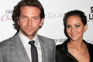 Bradley Cooper tiene 40 años y Jennifer Lawrence 25, pero eso no evitó que él quedara deslumbrado por sus atributos. Foto:Getty Images. Imagen Por: