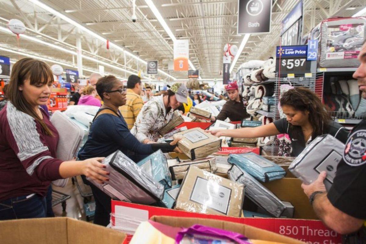 Los productos más vendidos son los electrónidos Foto:AP. Imagen Por: