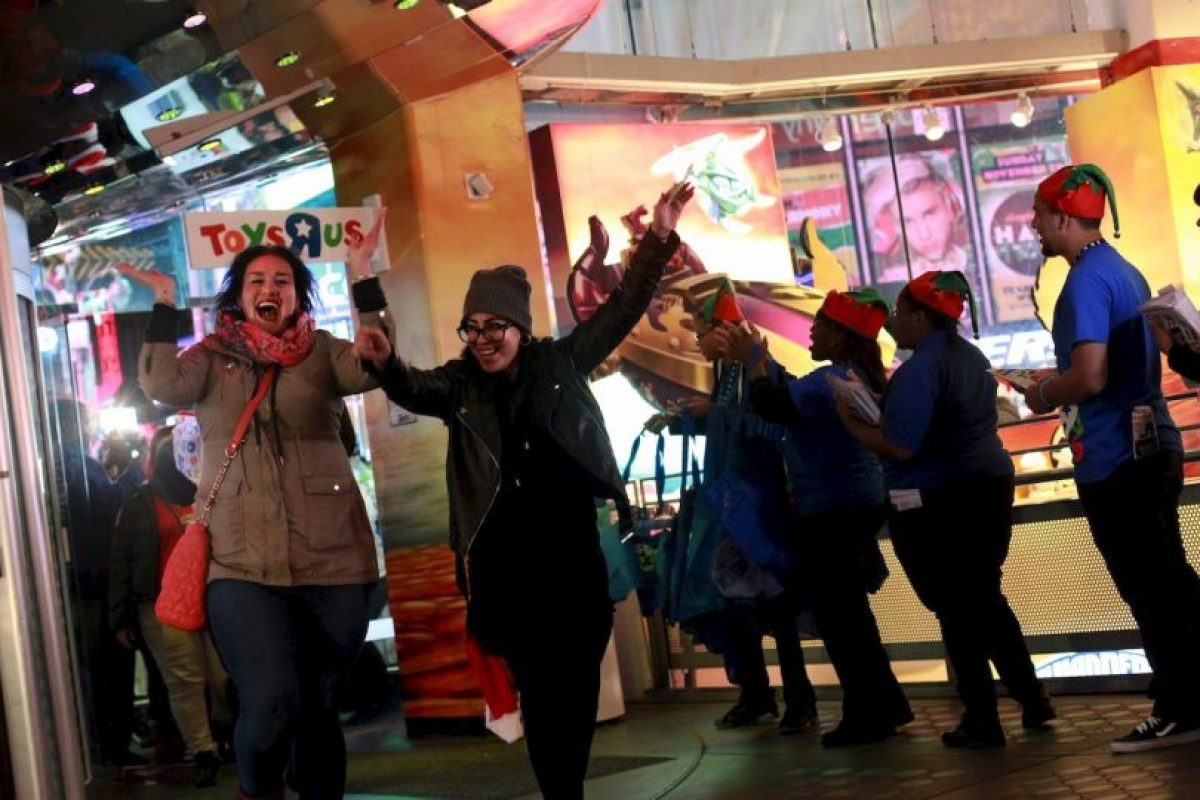 """Eso quedó demostró el """"Día del Soltero"""" en China el pasado 11 de noviembre Foto:Getty Images. Imagen Por:"""