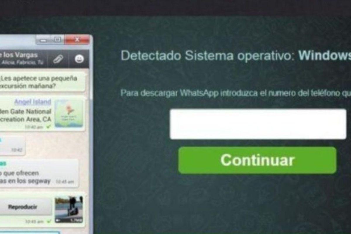 Piden el número telefónico y, al momento de descarga el software, instala un virus troyano en su PC para obtener sus datos bancarios. Foto:vía Tumblr.com. Imagen Por: