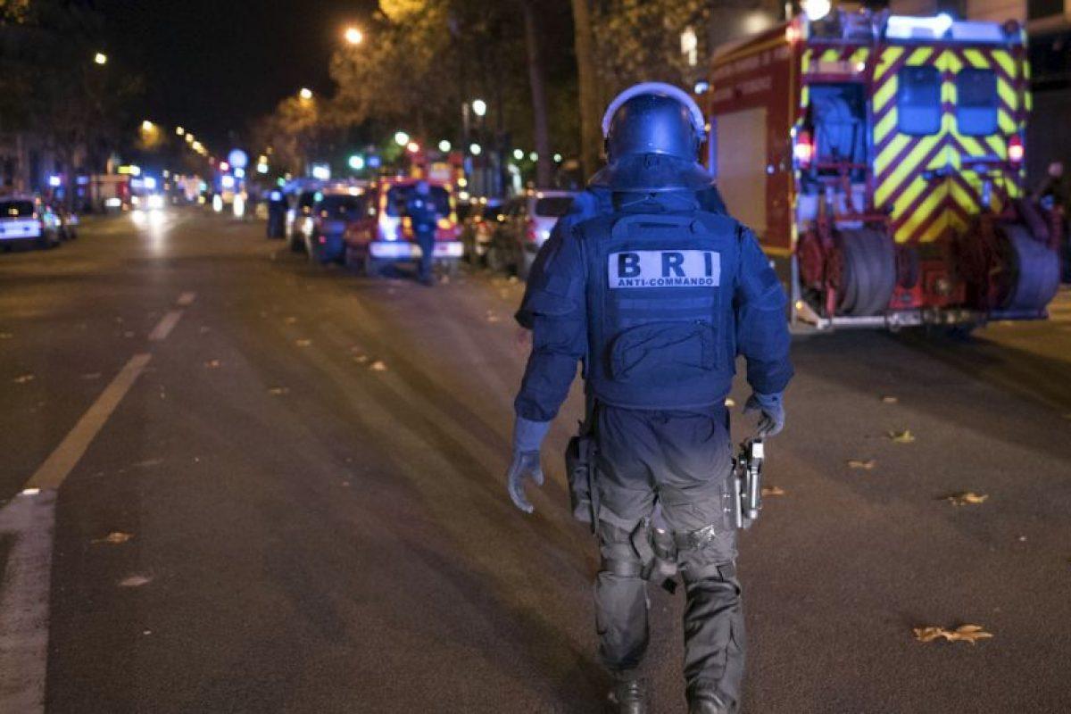 El grupo terrorista ISIS se atribuyó los atentados. Foto:AP. Imagen Por: