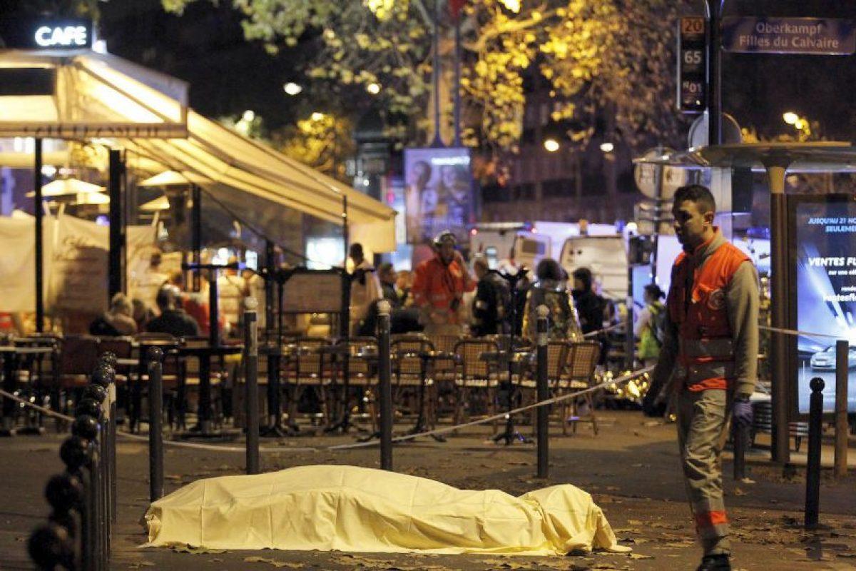 130 personas murieron en los atentados en París. Foto:Getty Images. Imagen Por: