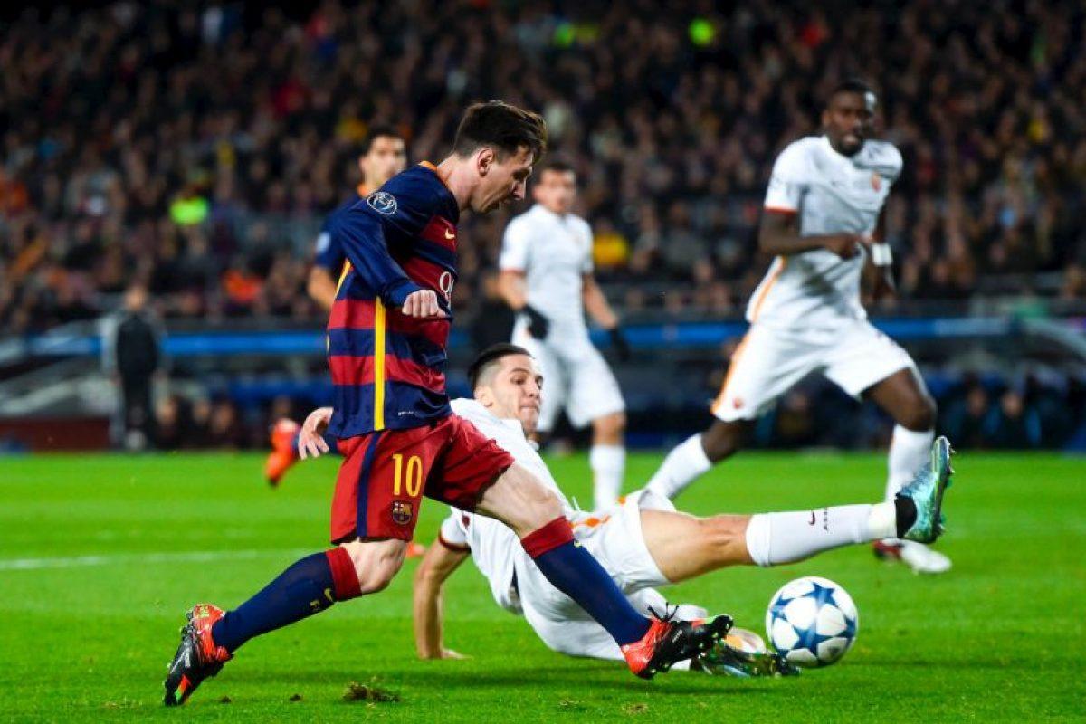 Barcelona recuperó la semana pasada a Messi. Foto:Getty Images. Imagen Por: