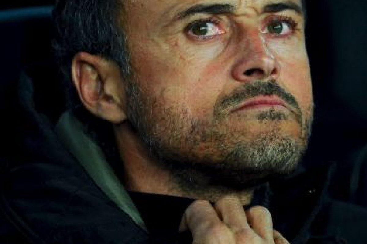 Luis Enrique ha formado un combinado sólido que no pierde desde hace 10 partidos. Foto:Getty Images. Imagen Por: