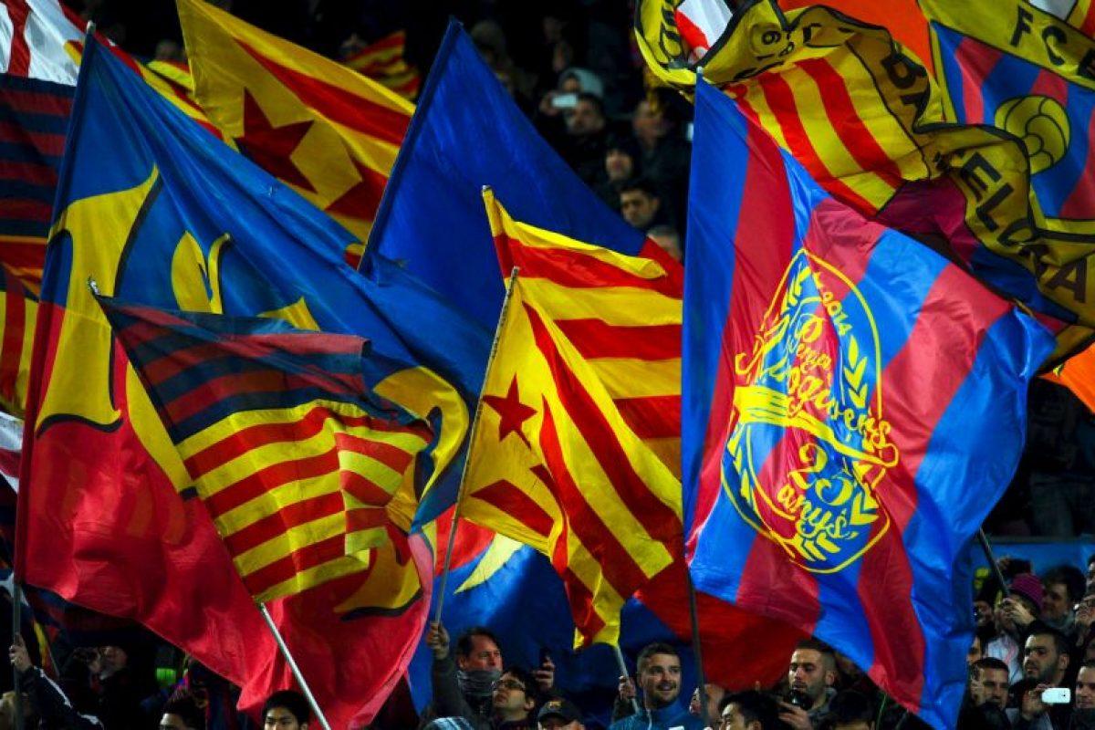 Los culés reciben a la Real Sociedad en el Camp Nou. Foto:Getty Images. Imagen Por: