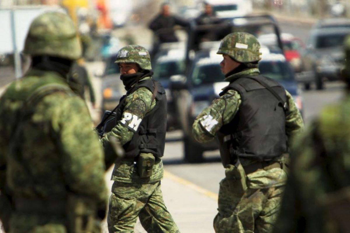 """Uno de los sitios en el mundo en el que se vivieron ejemplos en años recientes de esta forma de muerte fue México, en donde estados azotados por la violencia del narcotráfico padecieron las decapitaciones de cientos de personas en llamados """"ajustes de cuentas"""". Foto:Getty Images. Imagen Por:"""