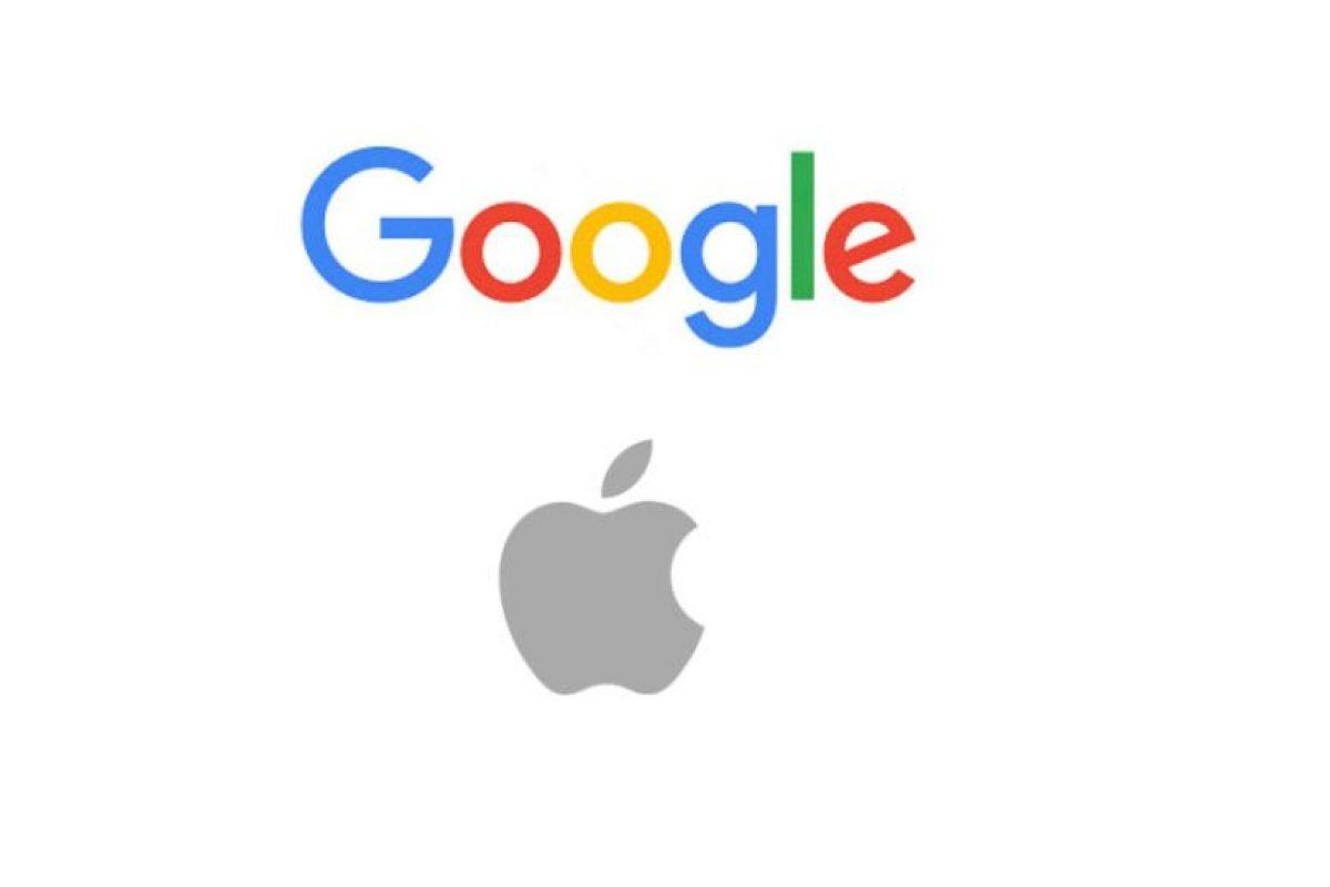 Conozcan lo que preguntas estas empresas a quienes buscan un puesto de trabajo. Foto:Google / Apple. Imagen Por:
