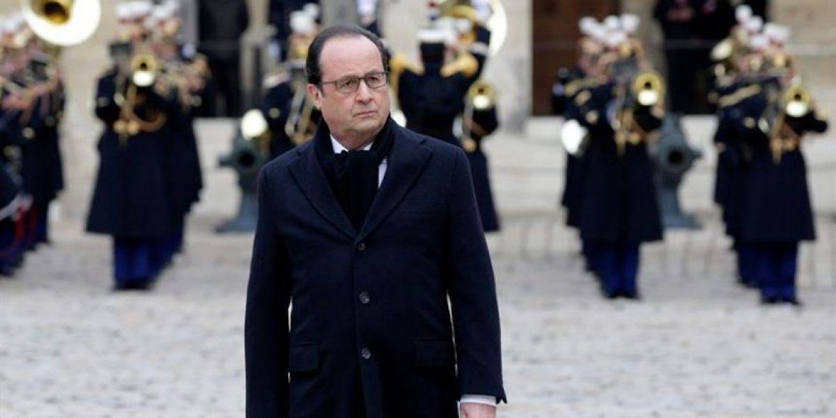 Hollande: Francia
