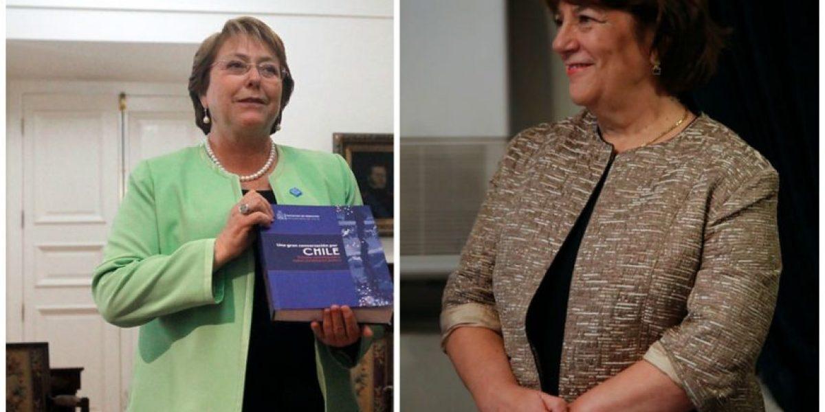 Vocero: no hay descoordinación entre Bachelet y ministra Delpiano