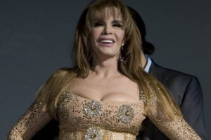 """Luego estuvo en """"Mi Pecado"""". Foto:vía Getty Images. Imagen Por:"""