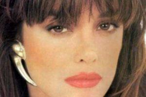 """En 1998 grabó """"Tres veces Sofía"""", junto a Omar Fierro, para Tv Azteca. Foto:vía Tumblr. Imagen Por:"""
