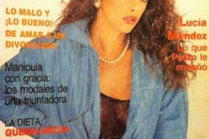 """Para 1988 estuvo en """"El Extraño Retorno de Diana Salazar"""". Foto:vía Tumblr. Imagen Por:"""