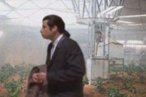 """Posteriormente, se hizo una parodia de """"Star Wars"""" con Travolta. Foto:vía Facebook. Imagen Por:"""