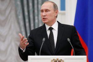 Vladimir Putin habló fuerte y claro. Foto:EFE. Imagen Por: