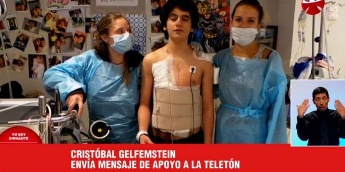 """Madre de """"Cris"""" Gelfenstein y donación de pulmón: """"Fue una noticia increíble"""""""