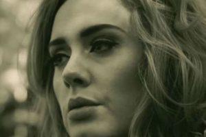 """""""25"""", de Adele, sí se puede escuchar en Internet. Foto:Getty Images. Imagen Por:"""