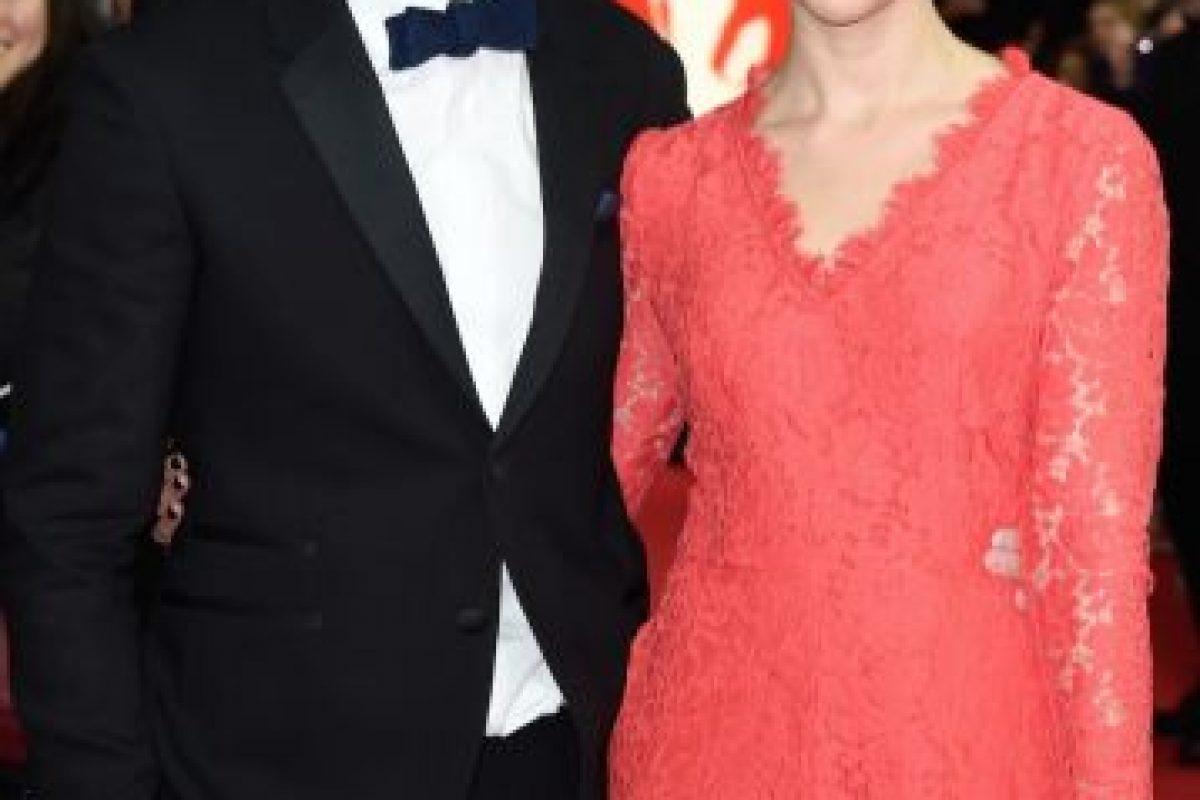 Ya son padres de una pequeña llamada Amelia. Foto:Getty Images. Imagen Por: