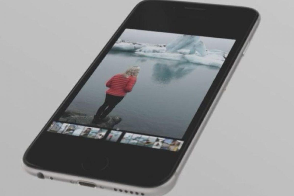 iPhone 6s presenta varias novedades respecto a su antecesor. Foto:Apple. Imagen Por: