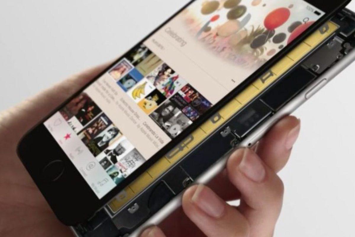 El nuevo iPhone al descubierto. Foto:Apple. Imagen Por: