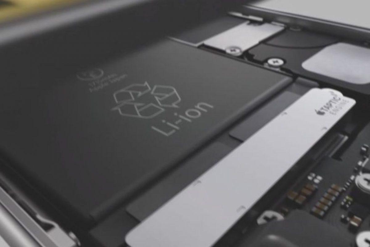 Tapic Engine. Foto:Apple. Imagen Por: