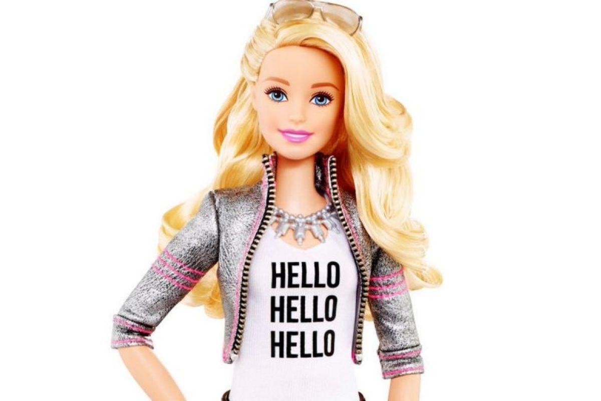 """Hello Barbie"" responde con voz al estilo de Siri o Cortana. Foto:Mattel. Imagen Por:"