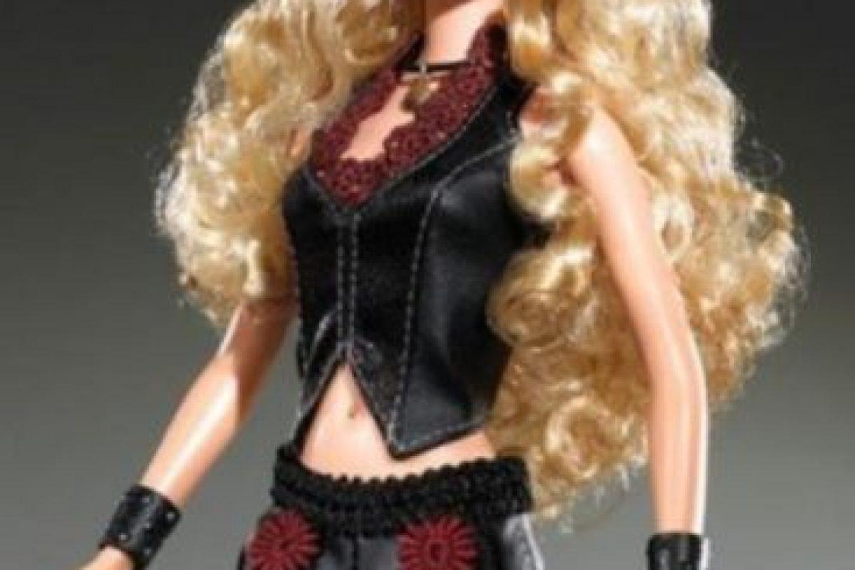 Shakira Foto:vía Mattel. Imagen Por: