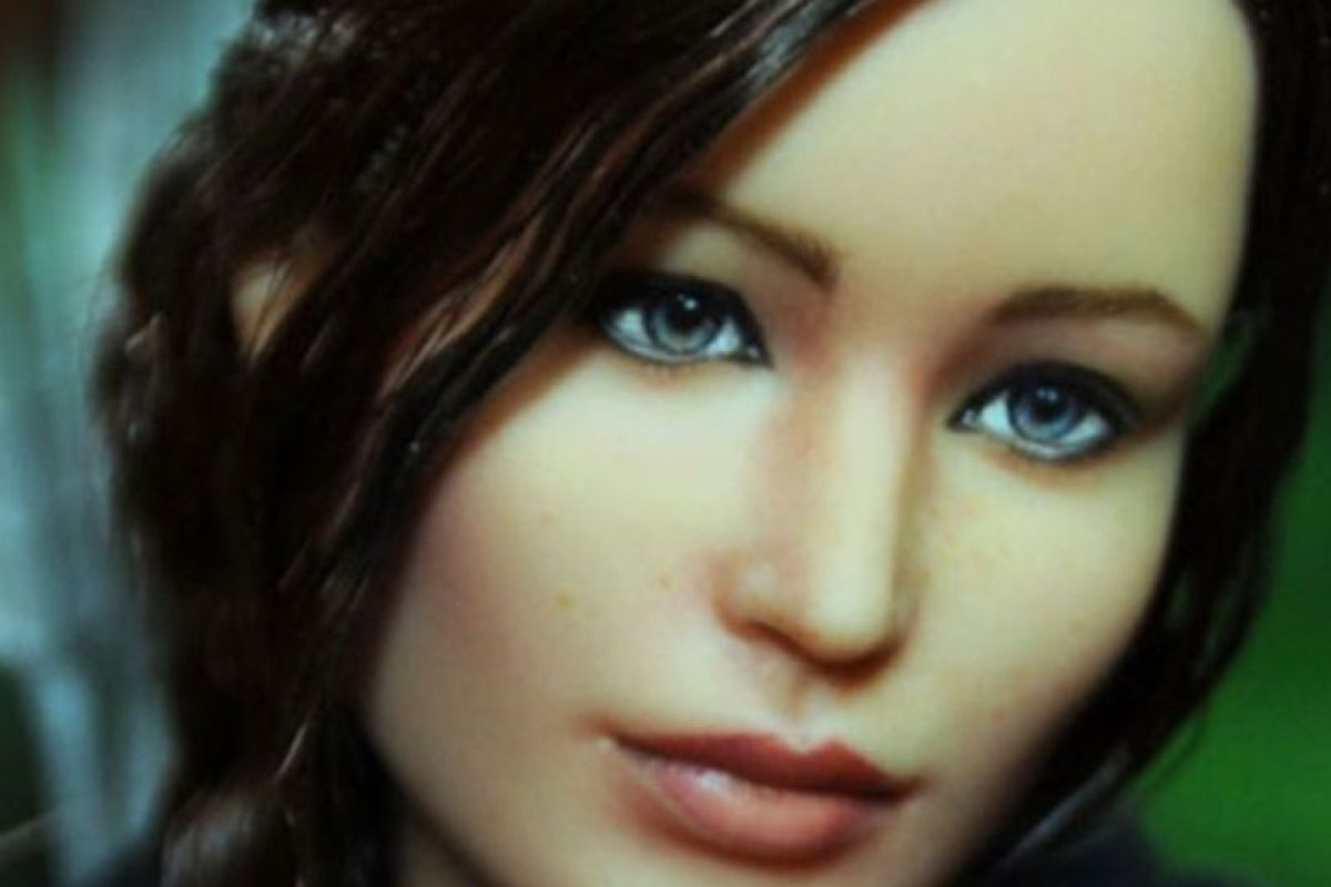 Jennifer Lawrence. Foto:vía NoelCruz. Imagen Por: