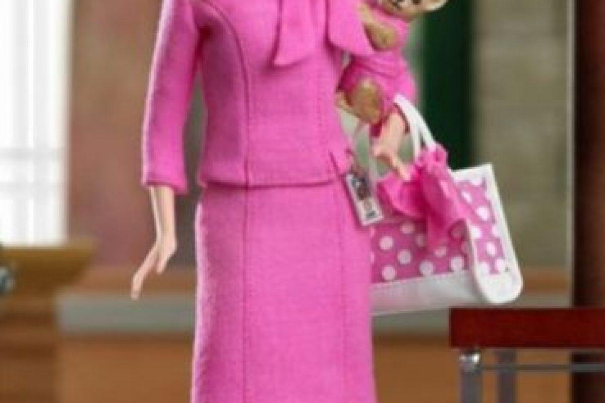 "Reese Whiterspoon en ""Legalmente Rubia 2"". Foto:vía Mattel. Imagen Por:"