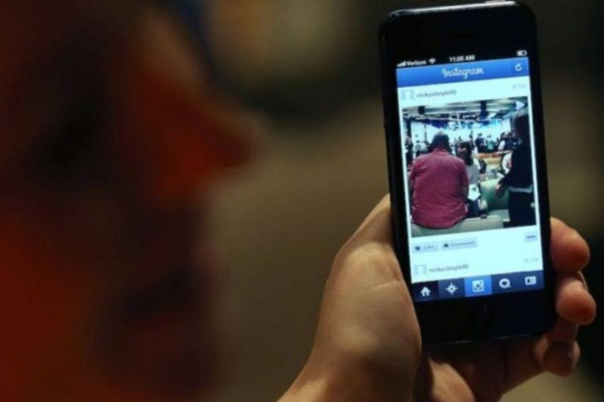 9- Las fotos y videos se pueden compartir a redes sociales como Facebook, Twitter, Tumblr, Foursquare y Flickr. Foto:Getty Images. Imagen Por: