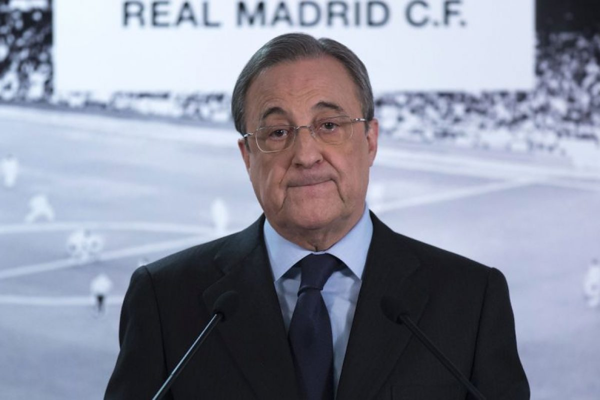 Florentino Pérez está buscando fichajes de último momento. Foto:Getty Images. Imagen Por: