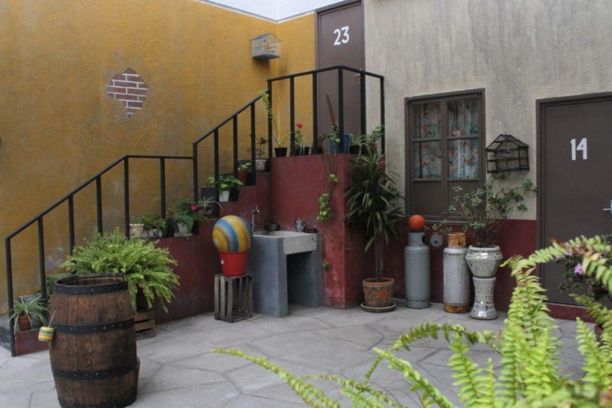 Perspectiva de la vecindad. Foto:Nicolás Corte. Imagen Por: