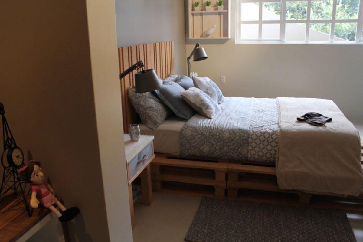 La cama donde dormirán los ganadores de Airbnb. Foto:Nicolás Corte. Imagen Por: