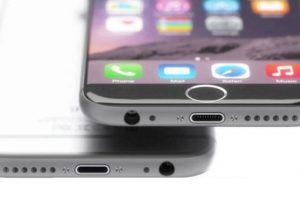 La entrada de 3.5mm desaparecerá del iPhone 7. Foto:Apple. Imagen Por: