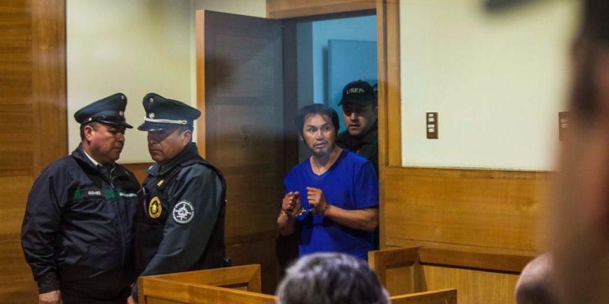 Mapuche que se fugó de la cárcel: amplían investigación a Levinao