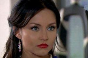 Angelique interpretó este papel muy joven. Foto:vía Televisa. Imagen Por: