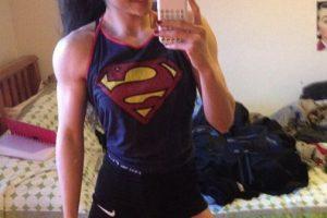 Sarah Ramadán creía que la anorexia era tener control sobre su cuerpo. Foto:vía Instagram/fightforgrowth. Imagen Por: