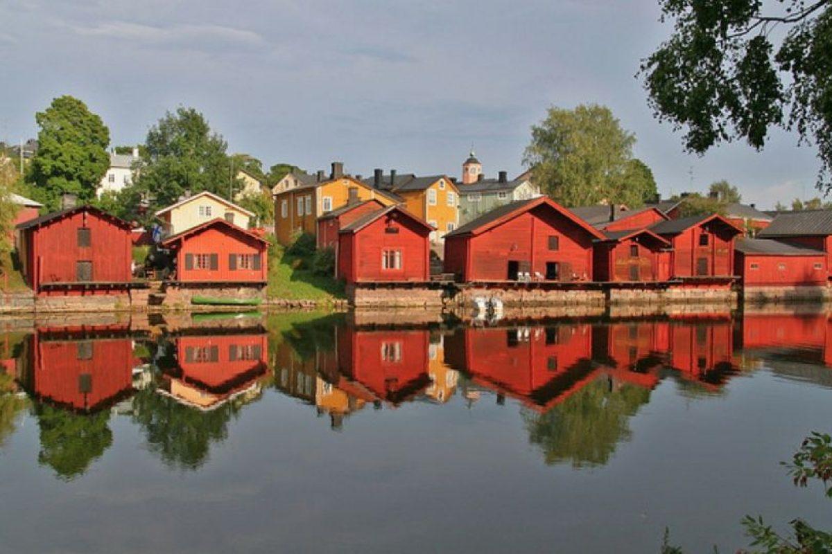2. Finlandia. Los ciudadanos tienen acceso a 174 países. Foto:Vía Flickr. Imagen Por: