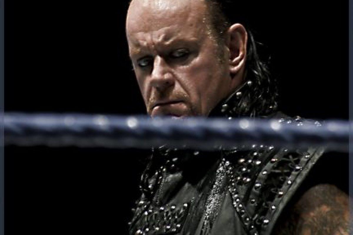 """El """"Enterrador"""" generará 16 millones de dólares Foto:WWE. Imagen Por:"""