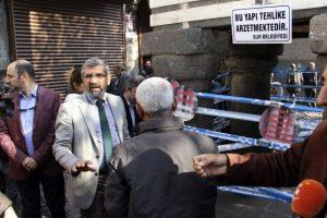 Fue asesinado mientras ofrecía una conferencia de prensa Foto:AFP. Imagen Por: