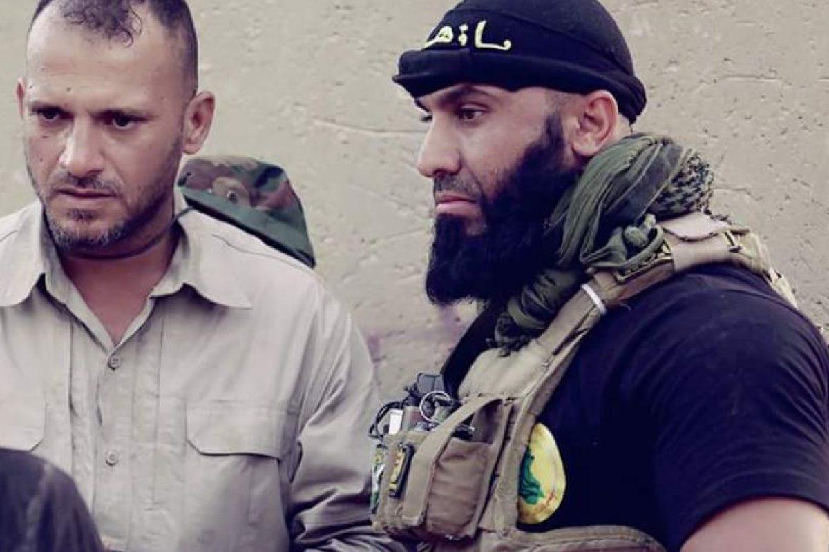 """Así se vive la guerra en Siria desde los ojos del """"Ángel de la Muerte"""" Foto:Facebook.com/Abu2022. Imagen Por:"""