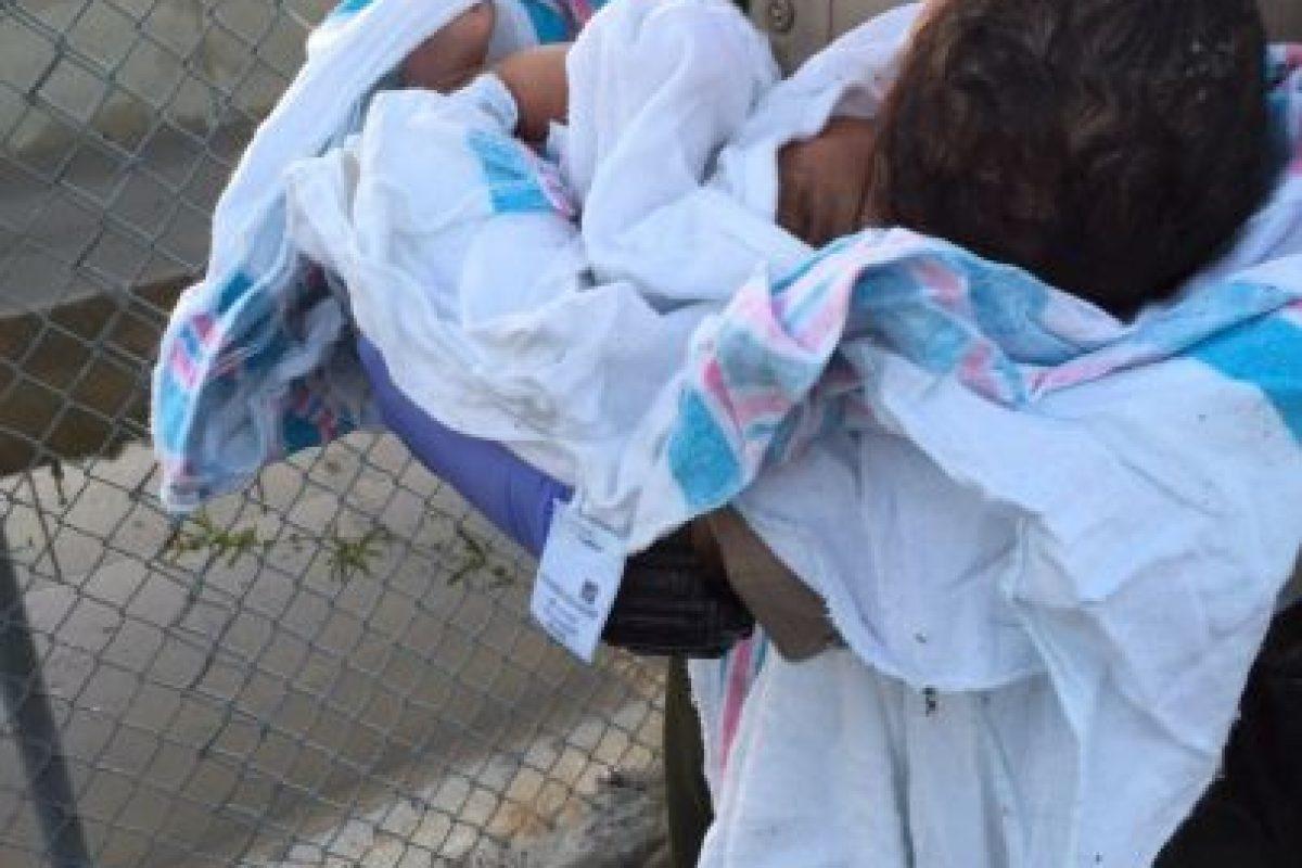 Las autoridades ya buscan a la responsable de esta atrocidad Foto:Facebook.com/LosAngelesCountySheriffsDepartment/. Imagen Por: