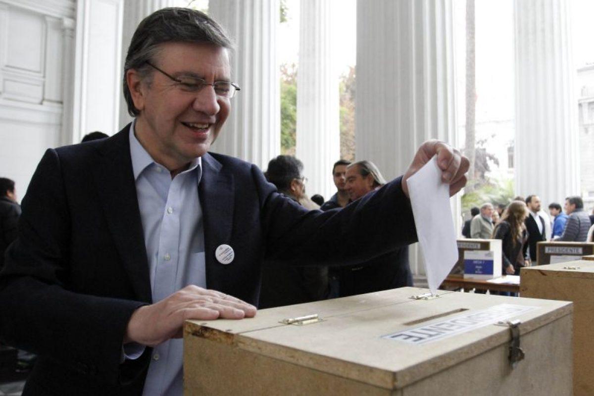 Joaquín Lavín. Foto:Archivo Agencia Uno. Imagen Por: