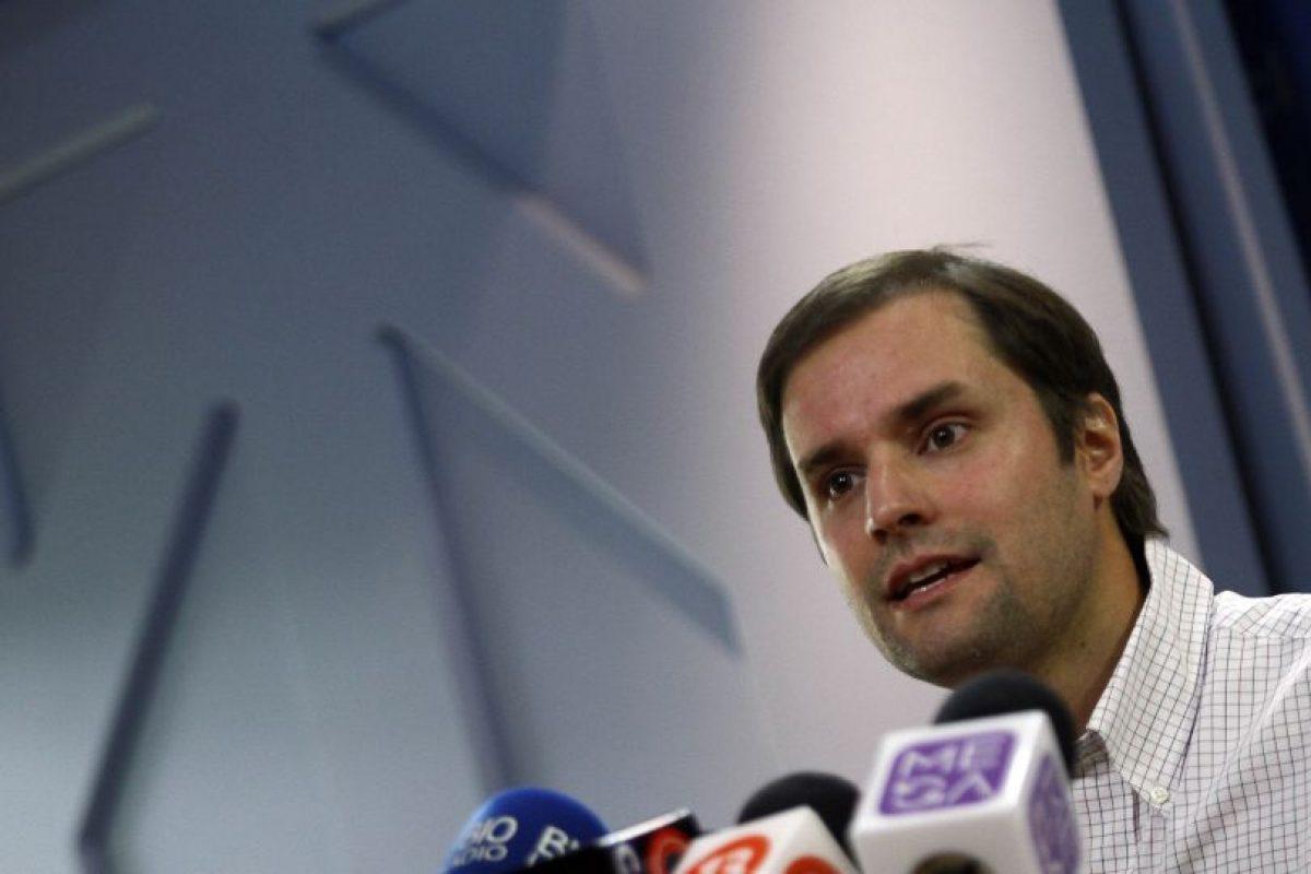 Jaime Bellolio. Foto:Archivo Agencia Uno. Imagen Por: