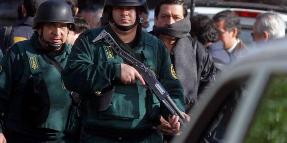 Álvaro Corbalán pide traslado al Hospital Militar acusando violaciones a los derechos humanos