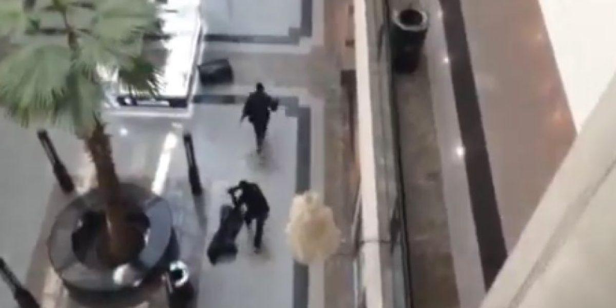 Alto Las Condes: filtran impactante video de balacera